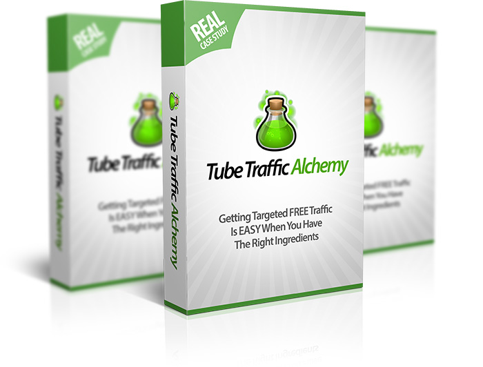 Adam, Declan and Simple – Tube Traffic Alchemy + Bonuses + OTOs
